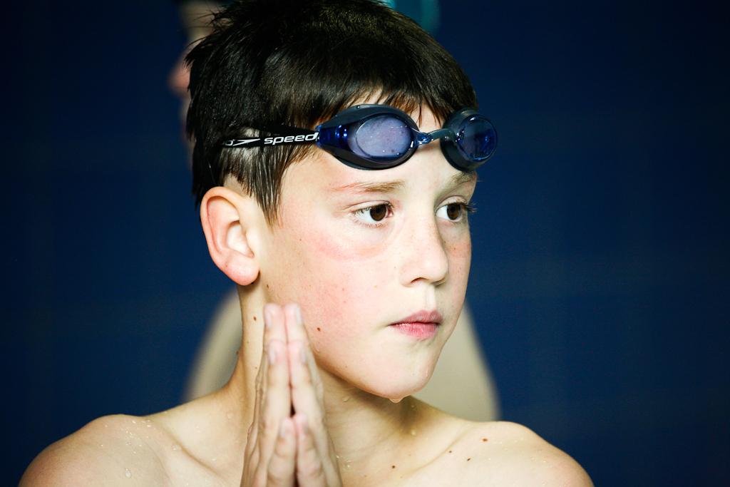 Swimming Hopeful